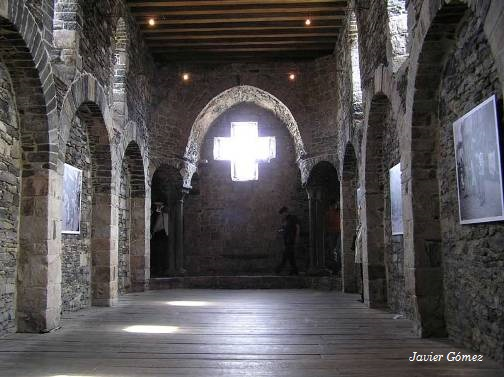 Interior del Gravensteen