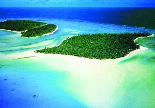 Islotes de la Polinesia