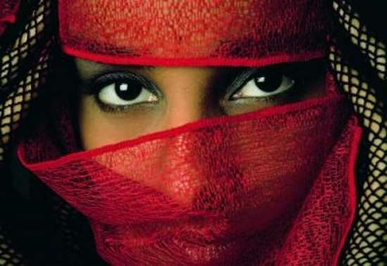 Mujer tunecina