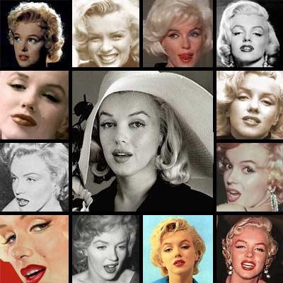 Mural de Marilyn