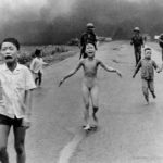 World Press Photo 1972: Bombardeo con napalm en Vietnam