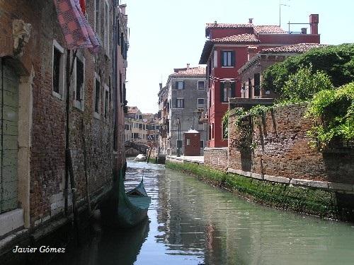 Navegando Venecia