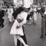 El beso de Times Square por Eisenstaedt