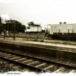 Sombras y colores: graffitis en las estaciones