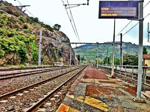 Perpignan 23 - vias de tren