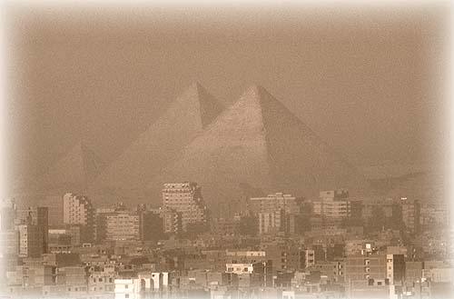 Piramides de Gizeh 2