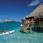 Paisajes de la Polinesia