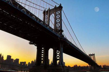 El Puente de Manhattan, historia centenaria