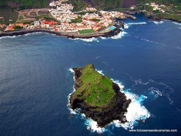 Roque de Garachico, Tenerife