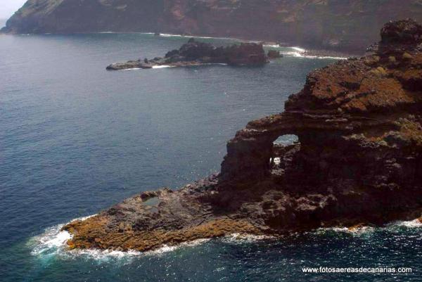 Roques de Garafía, La Palma