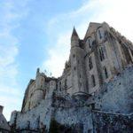 La Abadía del Mont Saint Michel, donde el tiempo no importa