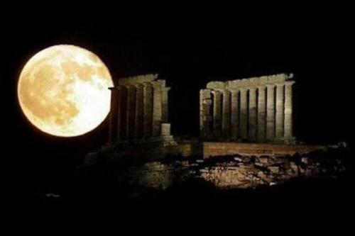Templo de Saturno en Atenas