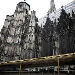 Rincones de Viena en un día de lluvia