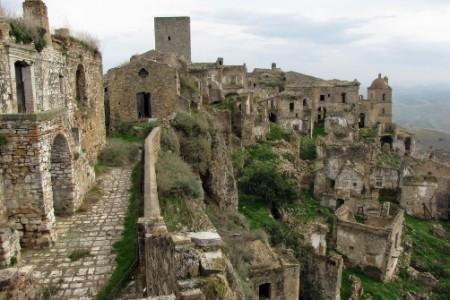 Craco, ciudad abandonada