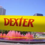 Dexter, curiosa promocion de la 2 temporada en EEUU