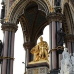 Fotos del Albert Memorial, en Londres