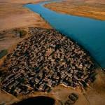 Africa desde el cielo