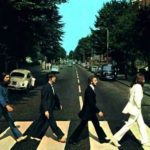 Foto de Abbey Road con Los Beatles