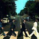 Foto de Abbey Road con Los Beatles