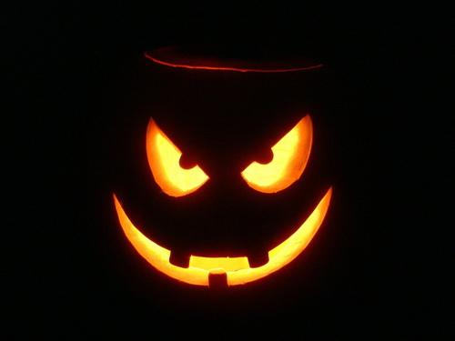 Calabazas para halloween - Calabazas de halloween de miedo ...