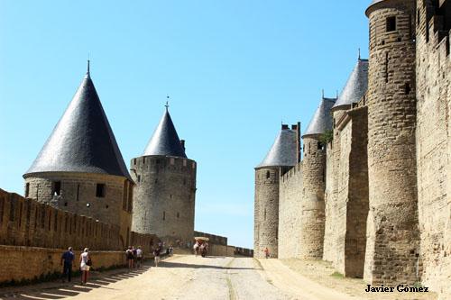 Carcassonne murallas