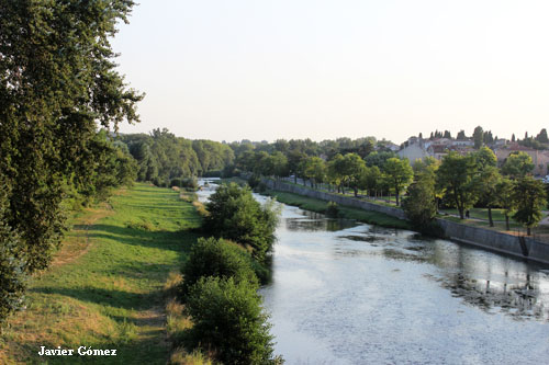 Carcasona río