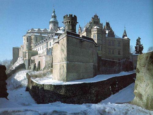 Castillo Frýdlant en la República Checa