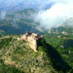 Citadelle Laferrier, paisaje desde la ciudadela de Henri Christophe