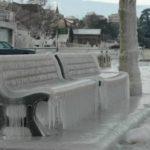 La impresionante helada de Versoix en 2005
