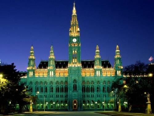 Ayuntamiento de Austria