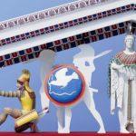 Dioses griegos, divinidad a todo color