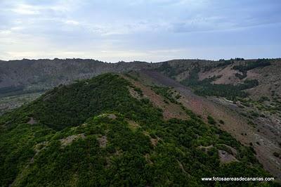 Fotos de los volcanes de El Hierro
