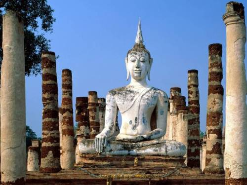 Buda en Tailandia