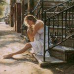 Steve Hanks, el arte de la sensualidad