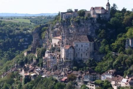 Fotos de Rocamadour, aires medievales