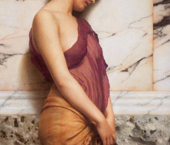 Soñando con John William Godward