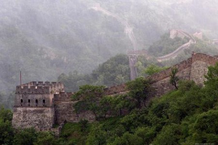 La Gran Muralla China en fotos
