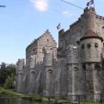 Fotos del Castillo de Gravensteen, en Gante