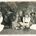 Fotos antiguas de Halloween