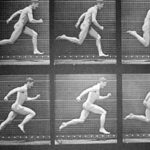 Eadweard Muybridge, secuencia de movimientos