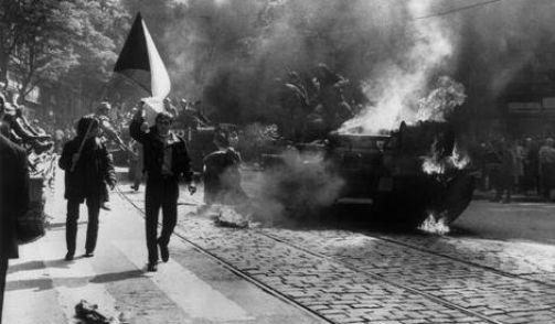 Invasión soviética de Checoslovaquia