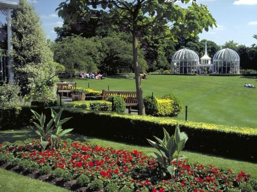 Jardin de Edgbaston, en Birmingham