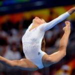 Olimpiadas 2008, fotos de gimnasia artistica