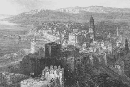 Fotos de Málaga, un paseo por su Historia