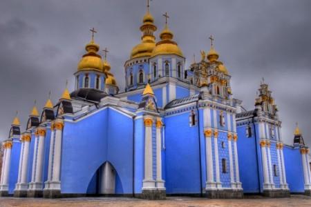 Exotismo y colorido en las catedrales ex-sovieticas