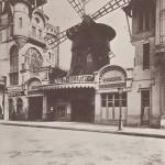 Moulin Rouge, el ayer y hoy en fotos