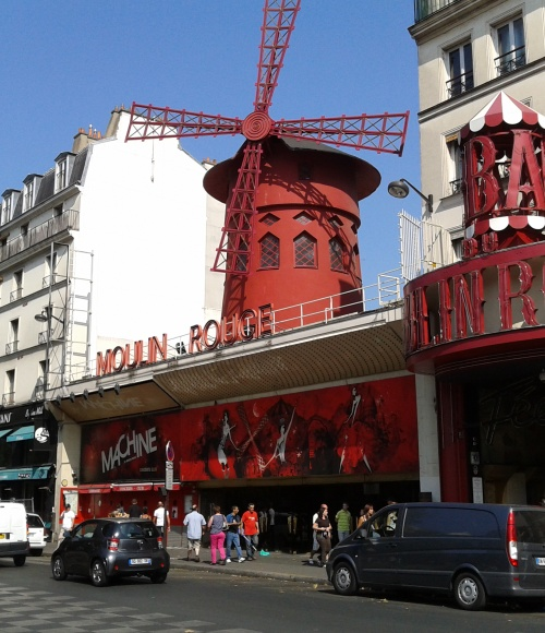 Moulin Rouge en 2012