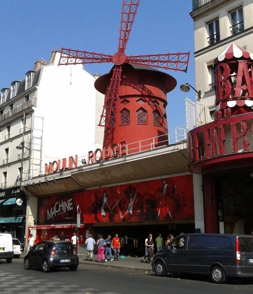 Moulin Rouge en 2012