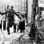 Fotos historicas: el Muro de Berlin