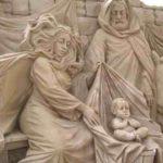Fotos de esculturas de arena